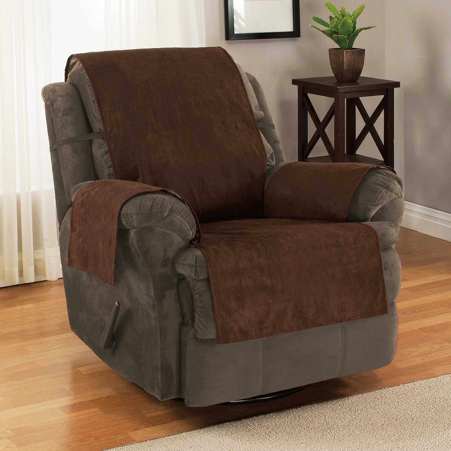 slipcovers questions reeves sage maytex dark recliner