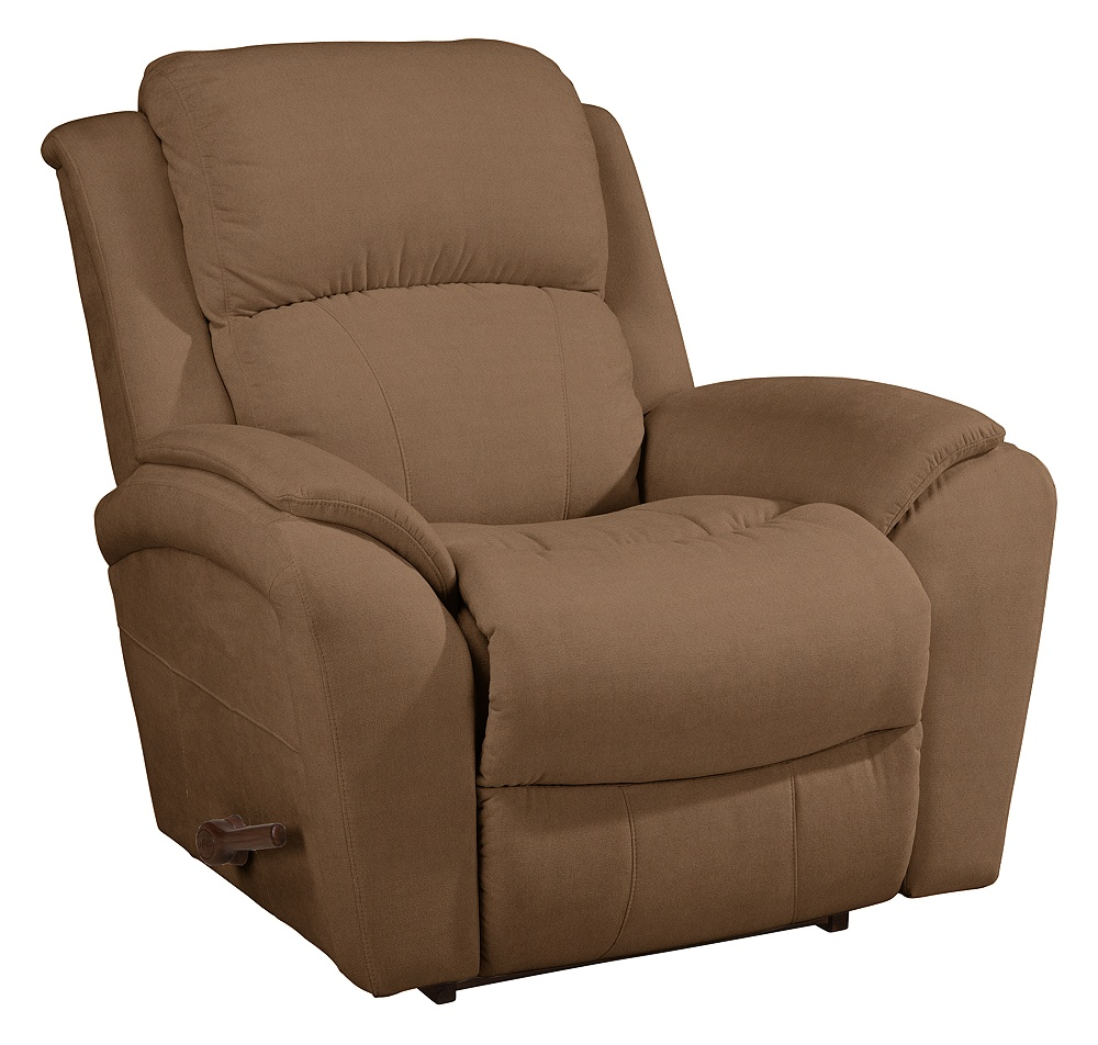 Rocker Recliner Nursery Furniture Using Comfy Glider