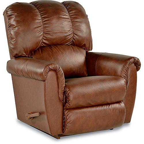 La-Z-Boy Conner Leather Rocker Recliner