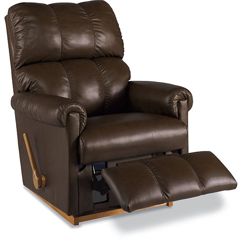 La-Z-Boy Vail Leather Rocker Recliner